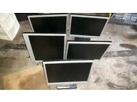 "4 x HANNS G JC198D 19"" / 19 inch PC / Computer Monitors"