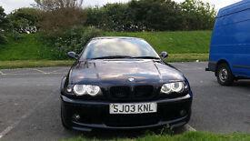 BMW E46 330ci M Sport 2003 / Fresh MOT & Service