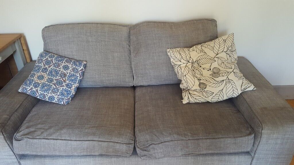 Ikea Kivik Sofa 2 Seater Perfect For Small Flat Living