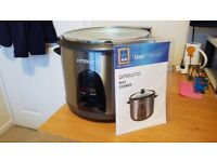 Ambiano Electric Rice Cooker in very good condition and working order.