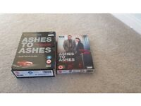 Ashes to Ashes - All three seasons on DVD