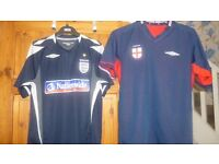 Mens England Shirts