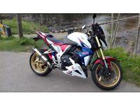 Honda CB 1000 R-B , X Treme special edition . (Reduced)