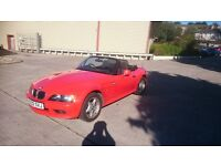 BMW Z3 1997 R reg 1.9 Petrol Manual **80,000 miles**