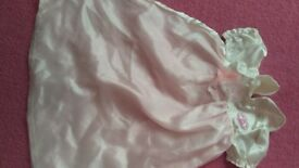 Baby Annabelles christening dress