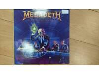 Vinyl MEGADETH
