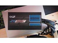 OCZ ZS Series 650W 80+ Bronze Power Supply