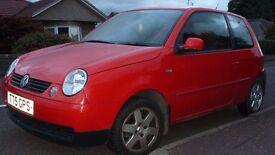 Volkswagen - VW Lupo 1999 - MOT October 2017