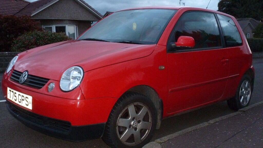 Volkswagen Vw Lupo 1999 Mot October 2017 In Broughty