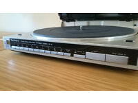 TECHNICS SL-6 LINEAR TRACKING DIRECT DRIVE TURNTABLE