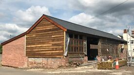 Tradesman required - insulating, plasterboarding, cladding, groundworks.