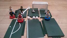 Sports Stars Football (build a football pitch) packs 4,6,8