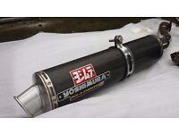 98- 01 Yamaha R1 FULL YOSHIMURA RS3 Titanium Exhaust System 4XV 5JJ ( YFZ, Ninji, Honda, Suzuki )