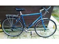 Genesis..Attention CURRIERS High End Commutter Bike
