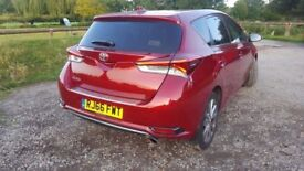 NEARLY NEW Toyota Auris Auto 1.2 T Excel CVT 5dr 2016 CAT-D