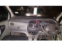 Renault scenic perfect budget family car