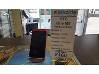 HTC ONE M8, Unlocked, Good condition