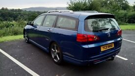 Honda Accord Type-S Tourer - K24 Estate - 6spd Manual
