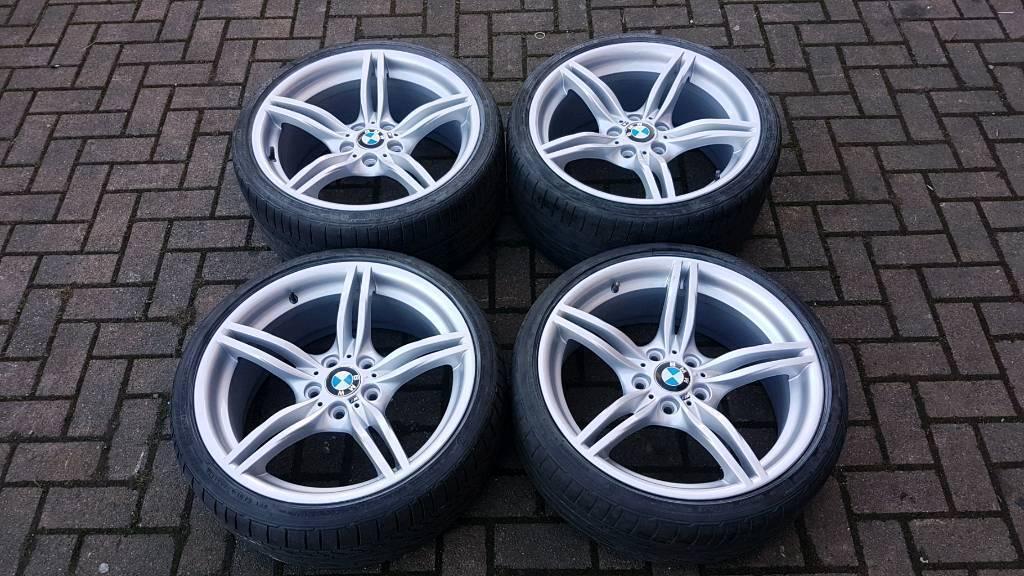 Genuine Bmw Z4 19 Inch Alloy Wheels Style 326m Mv4 313 M Sport 255 30 19 5x120 E89 E90 E92 F10 F30 In Sheffield South Yorkshire Gumtree