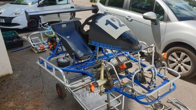 Jade 250 Honda Gearbox Kart Superkart Shifter Kart Chassis Engine Wheels  Spares CR250 | in Chandlers Ford, Hampshire | Gumtree