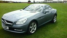 Mercedes-BenzSLK 200 blueefficiency