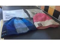 Blue tooth beanie hats
