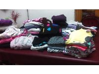 Over 100 items of girls clothes. Age 8 - 14. From Next, Gap, Debenhams, H&M, M&S. In great condition