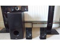 Lg 5.1 speaker