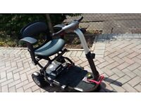 TGA Minimo Plus Mobility Folding Scooter, Re-conditioned