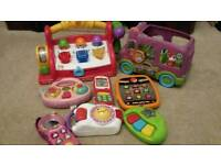Bundle of baby / toddler toys