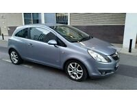 vauxhall corsa sxi 2009 1.2 HPI clear good condition