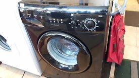 Black 6kg Washing Machine