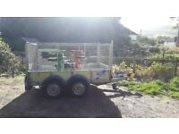 Ifor williams trailer gd85 only 18 months old