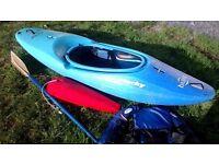 river kayak Necky Blunt