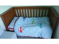 Mamas and Papas Ocean Cot / Day Bed