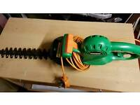 Electric hedge trimmer by powerbase fully working