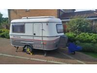 Eriba Familia 1994, 3 berth caravan for sale.