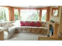 Cheap static caravan for sale at Beauport Country Park
