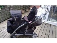 Graco Double Pushchair/Buggy