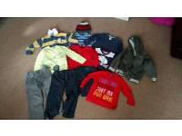 Various boys clothes sizes 2-3yrs 3-4yrs