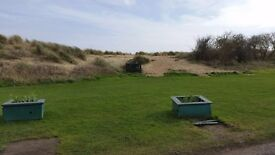 beachfront caravan at great yarmouth haven caister on sea