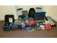 Huge selection of camping gear in great condition