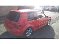 VW GOLF 2.0 8V GTI FULL YEARS MOT , FULL SERVICE HISTORY