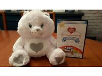 White care bear 25th years