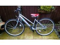 Ladies hybrid bike Apollo Excel