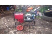 Petrol generator 110v/220v