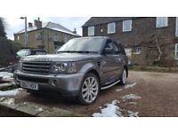 Range Rover Sport milage 124147