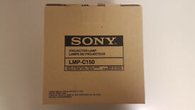 Brand New - Genuine SONY LMP-C150 Projector Lamp- models VPL-CS5, VPL-CS6, VPL-CX5, VPL-CX6, VPL-EX1