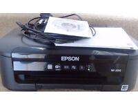 Badly behaved Epson wf2010 printer