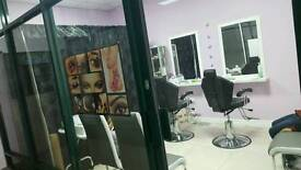 Ladies Beauty salon for rent